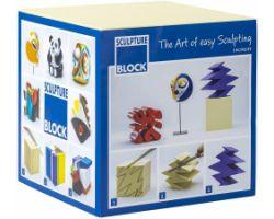 Sculpt Block - 15x15x15 cm - 1 pz