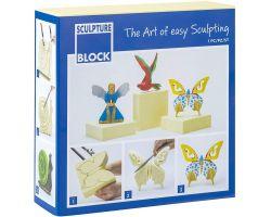 Sculpt Block - 15x15x5 cm - 1 pz