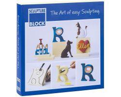 Sculpt Block - 15x15x2.5 cm - 1 pz