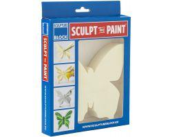 Sculpt Paint Farfalla