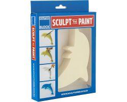 Sculpt Paint Delfino