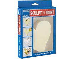 Sculpt Paint Cuore