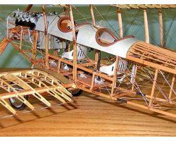 Model Airways Curtiss JN-4D Jenny 1:16 scale