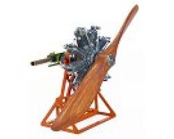 Model Airways Clerget Rotary Engine 1:16 Model Kit