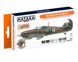 RAF South-East Asia paint set